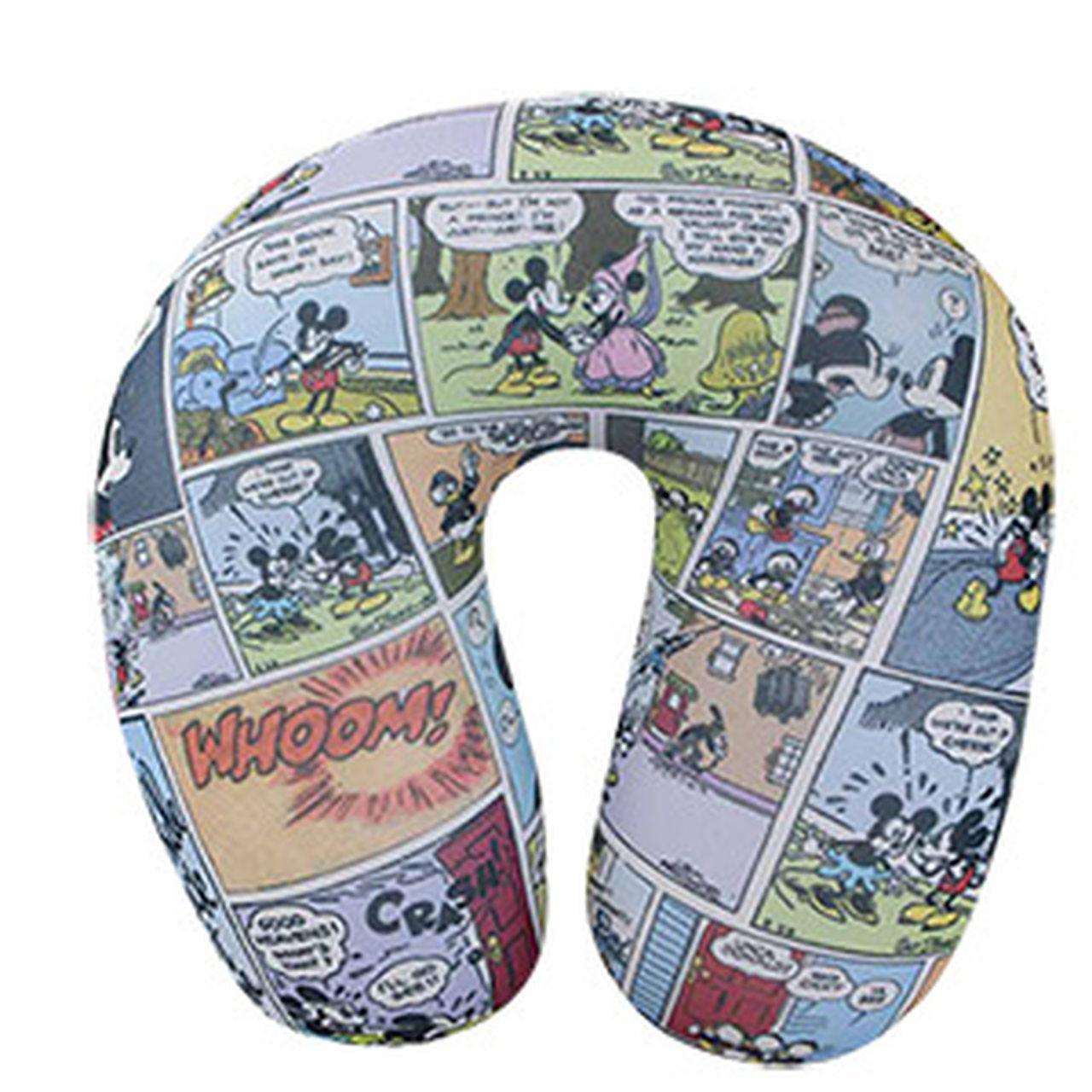 Almofada De Pescoço Microperolas Mickey Colors