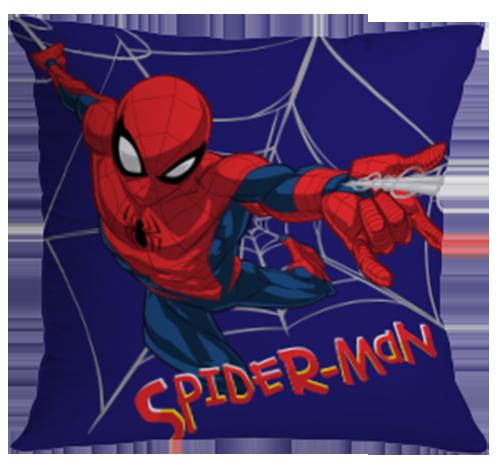 Almofada Fibra Microfibra Spider Man