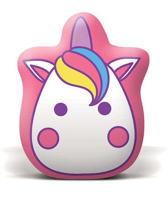 Almofada Infantil Transfer Unicornio Lepper