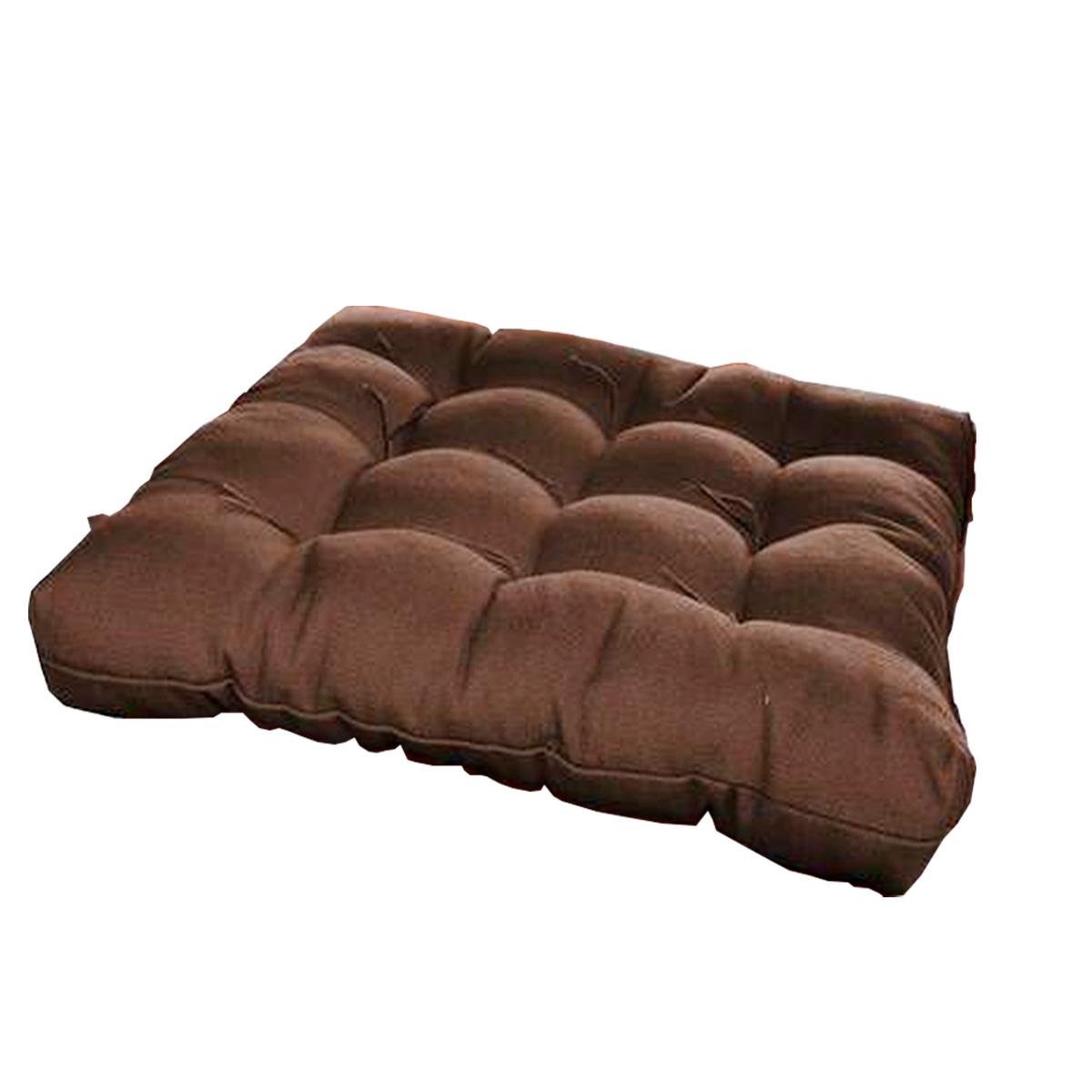 Assento Para Cadeira Futon Marrom