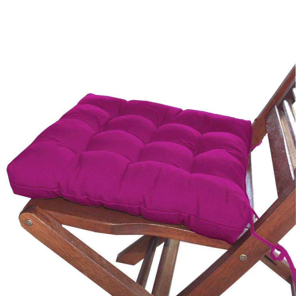 Assento Para Cadeira Futon Rosa Pink