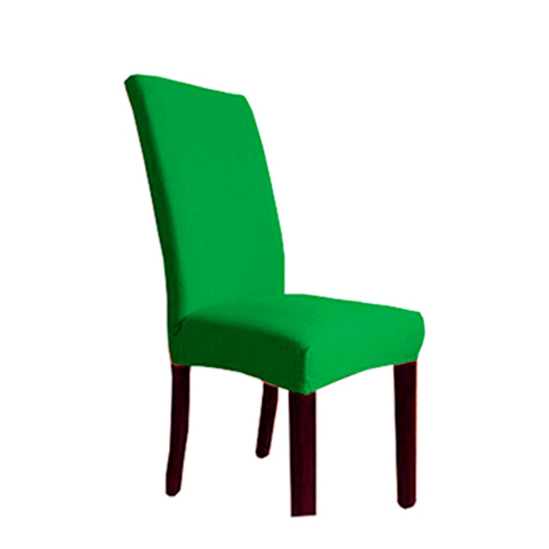 Capa Para Cadeira Avulsa Cacharrel Tam Unico Verde