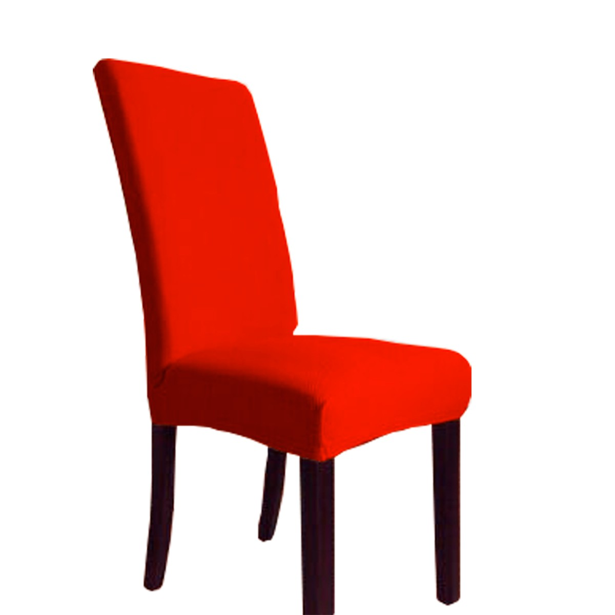 Capa Para Cadeira Avulsa Cacharrel Tam Unico Vermelho