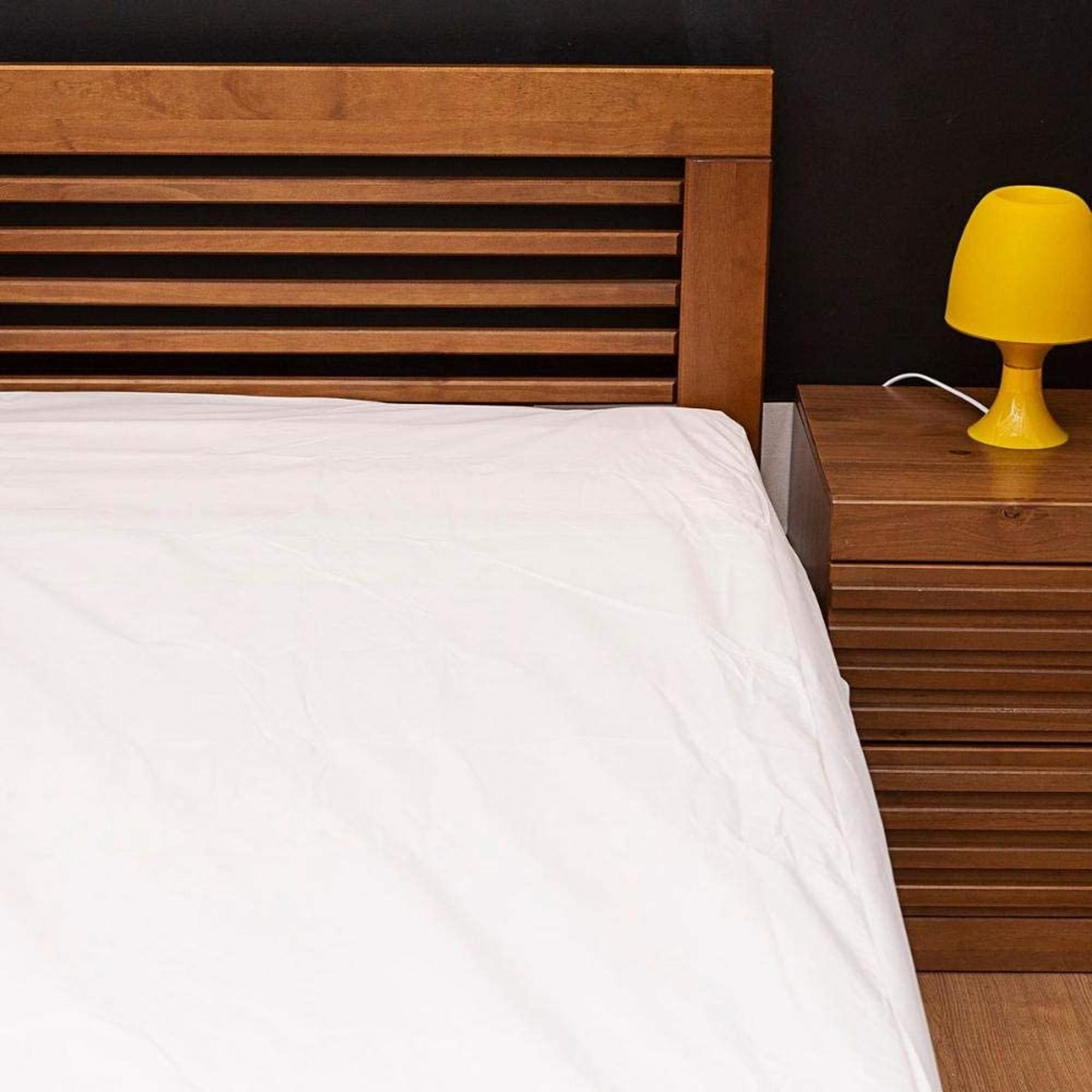 Capa Protetora de Colchão Solteiro Impermeavel 188x88x30 Master Comfort