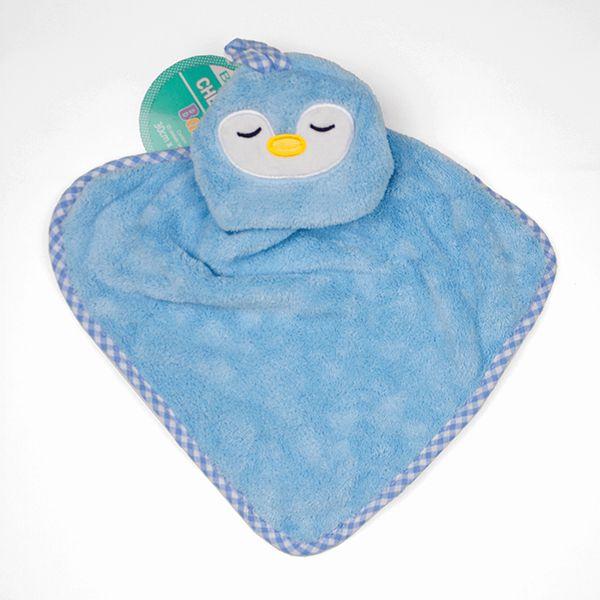 Cheirinho Pinguim Azul 30x30cm - Bouton