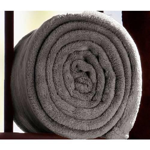 Cobertor Manta De Microfibra King 2,20x2,40M Caqui Corttex