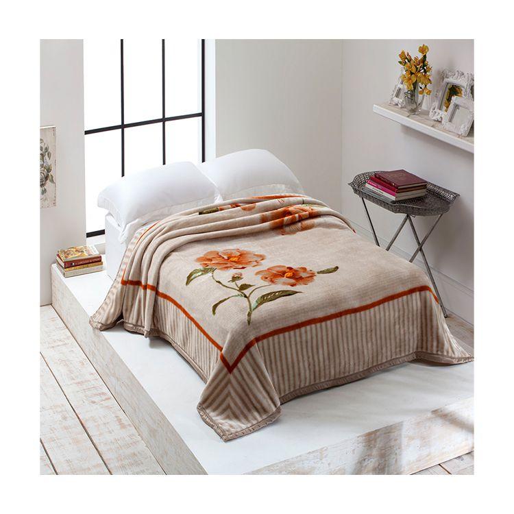 Cobertor Raschel Casal / Belissima