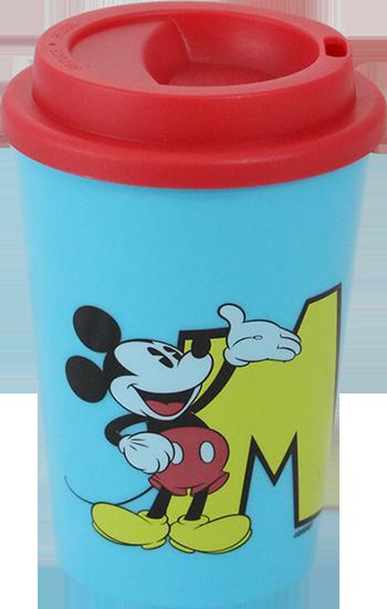 Copo Mini Malibu 350ml Mickey - Zona Criativa