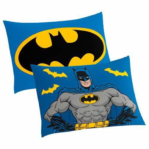 Fronha Avulsa Estampada Batman Lepper