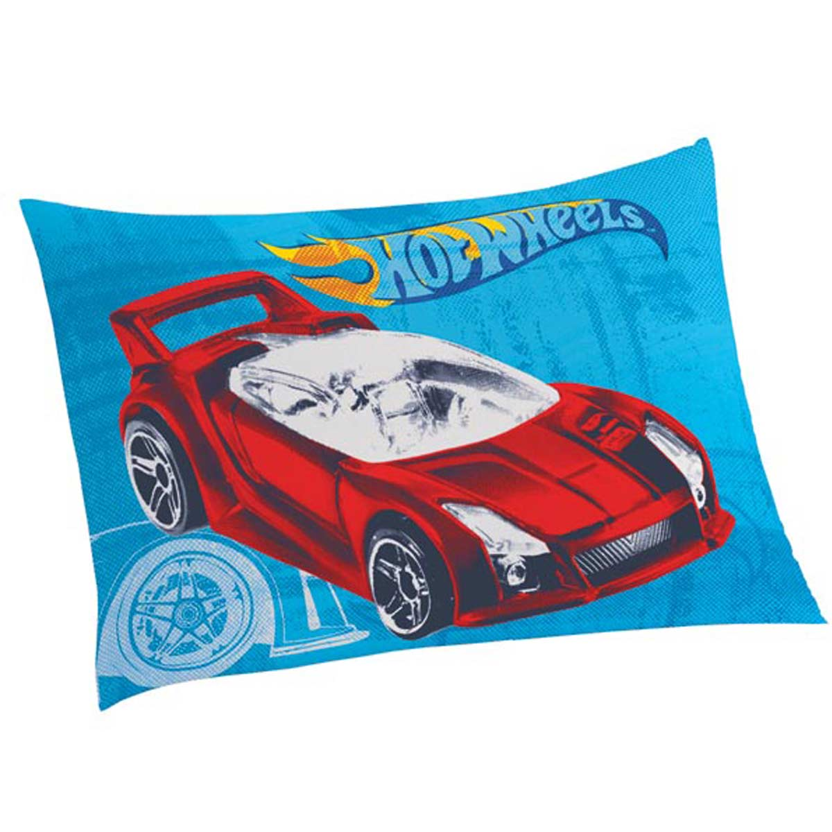 Fronha Avulsa Hot Wheels 50cm x 70cm  Lepper