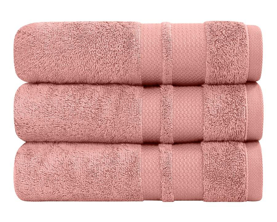Toalha Banho Egipto Karsten Specialle Rosa