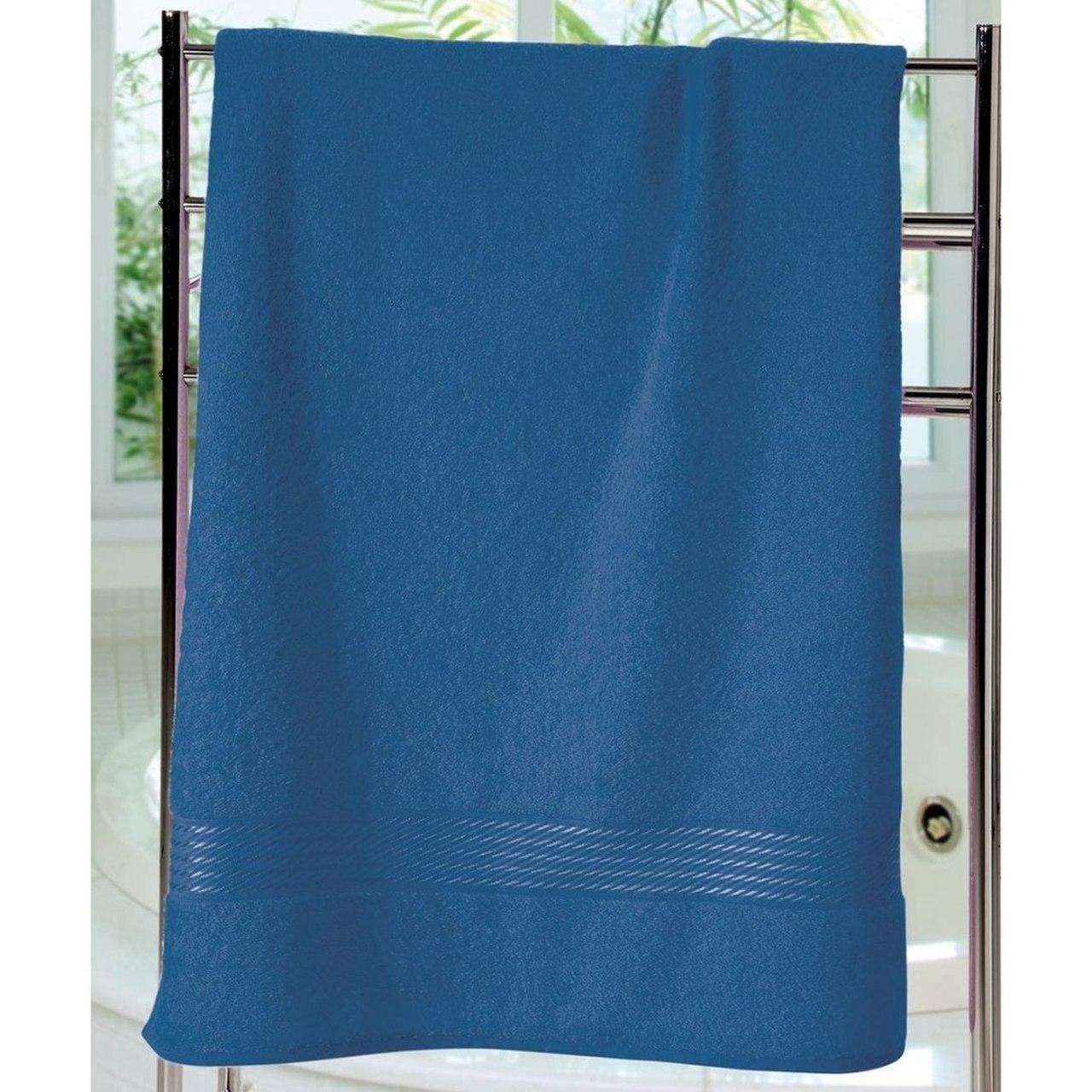 Toalha de Banho Dohler Prisma 50x80cm Azul