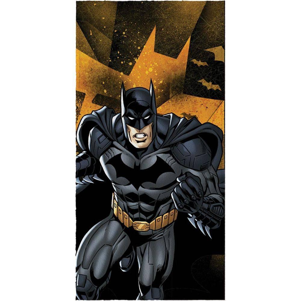 Toalha de Banho Felpuda Batman Liga Da Justiça - Lepper
