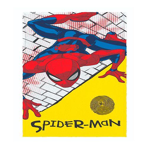 Toalha de Banho Felpuda Spider Man Lepper Mod 6