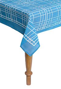 Toalha de Mesa Pop Quadrada Katia 75x75cm Azul
