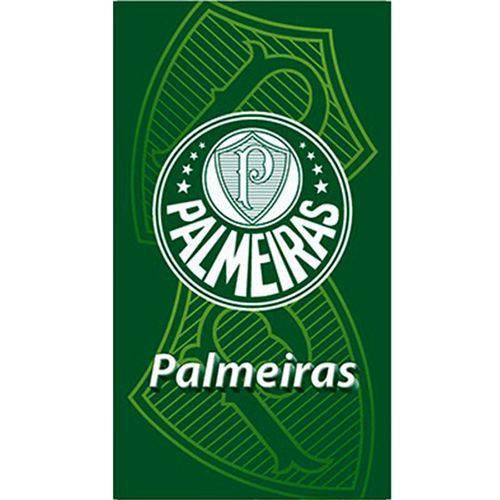 Toalha De Praia Buettner Felpuda - Palmeiras