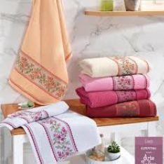 Toalha de Rosto Candy Rosa Pink Lufamar
