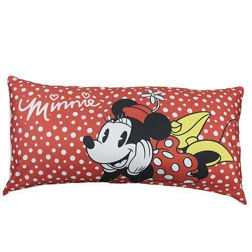 Travesseiro Agarradinho com fronha Minnie