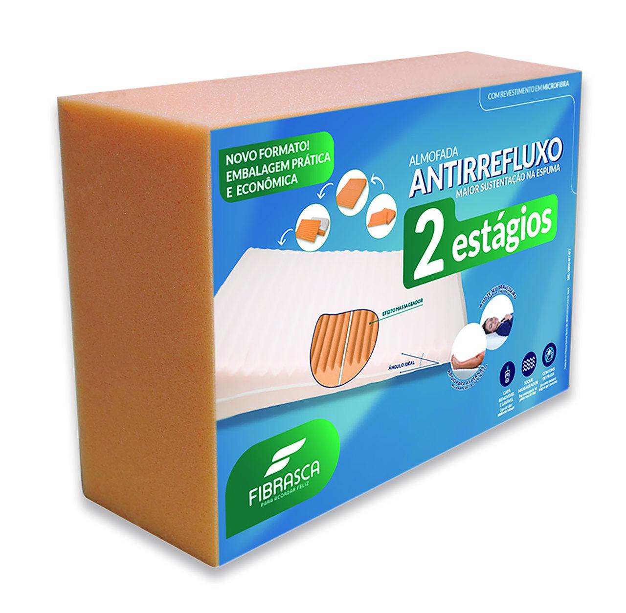 TRAVESSEIRO ANTIRREFLUXO 2 ESTAGIOS - FIBRASCA