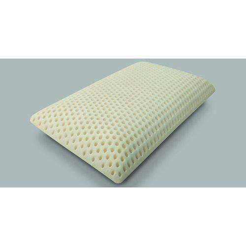 Travesseiro Restopedic Látex Natural DUNLOP