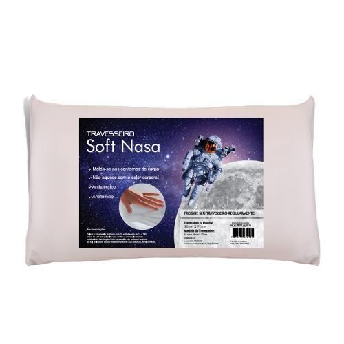Travesseiro Soft Nasa - Levittar