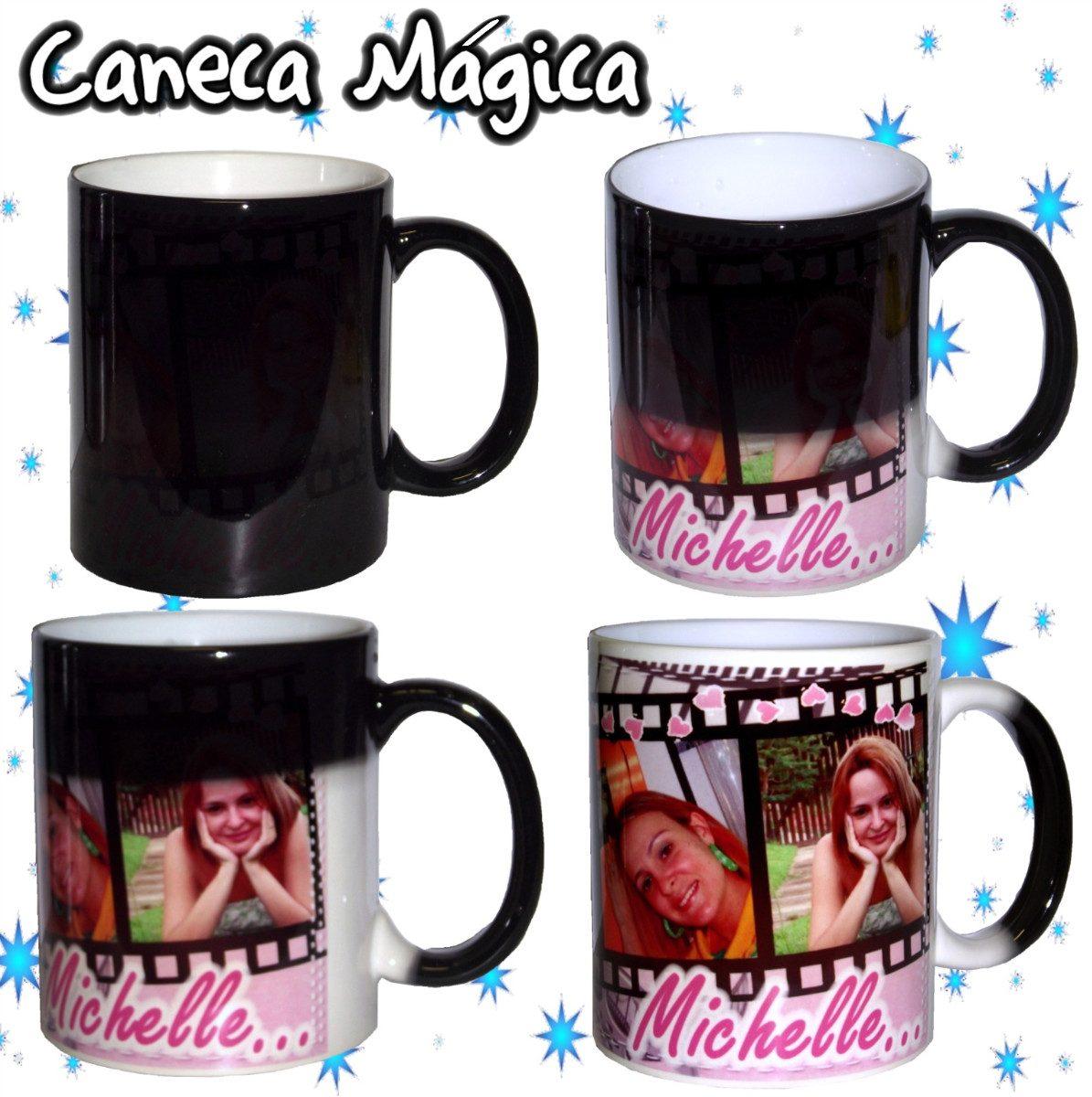 90347fa0d Caneca Magica Personalizada  Caneca Magica Personalizada  Caneca Magica  Personalizada ...
