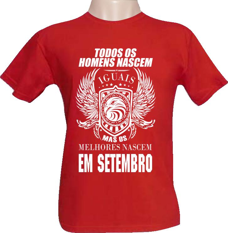 Camisa Todos Homens Nascem Iguais