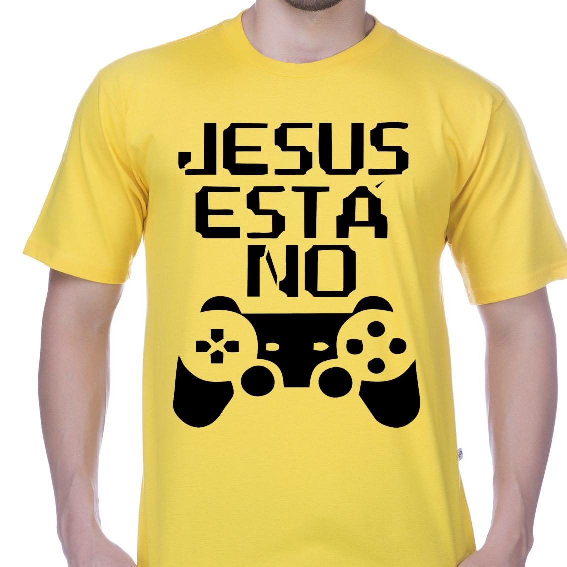c33a5fa2a ... CAMISA JESUS ESTÁ NO CONTROLE