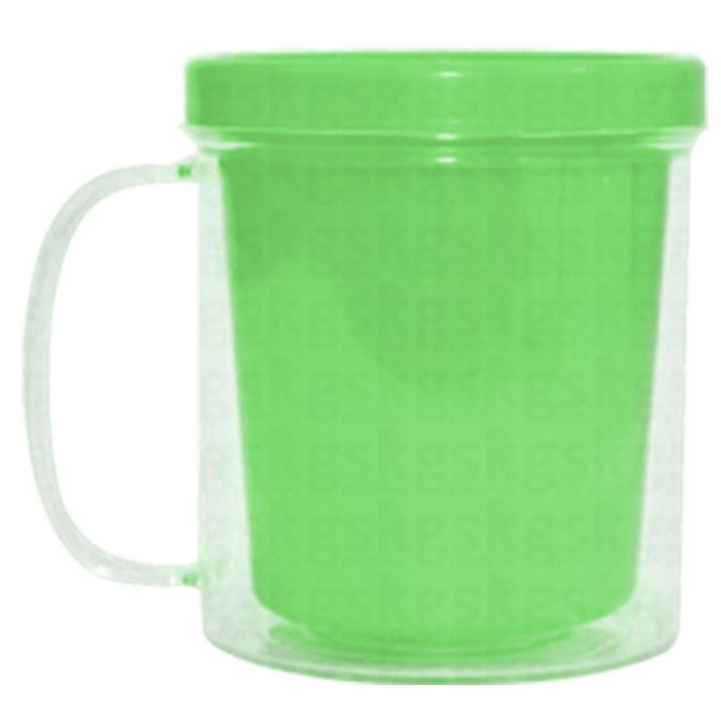 Caneca foto - verde
