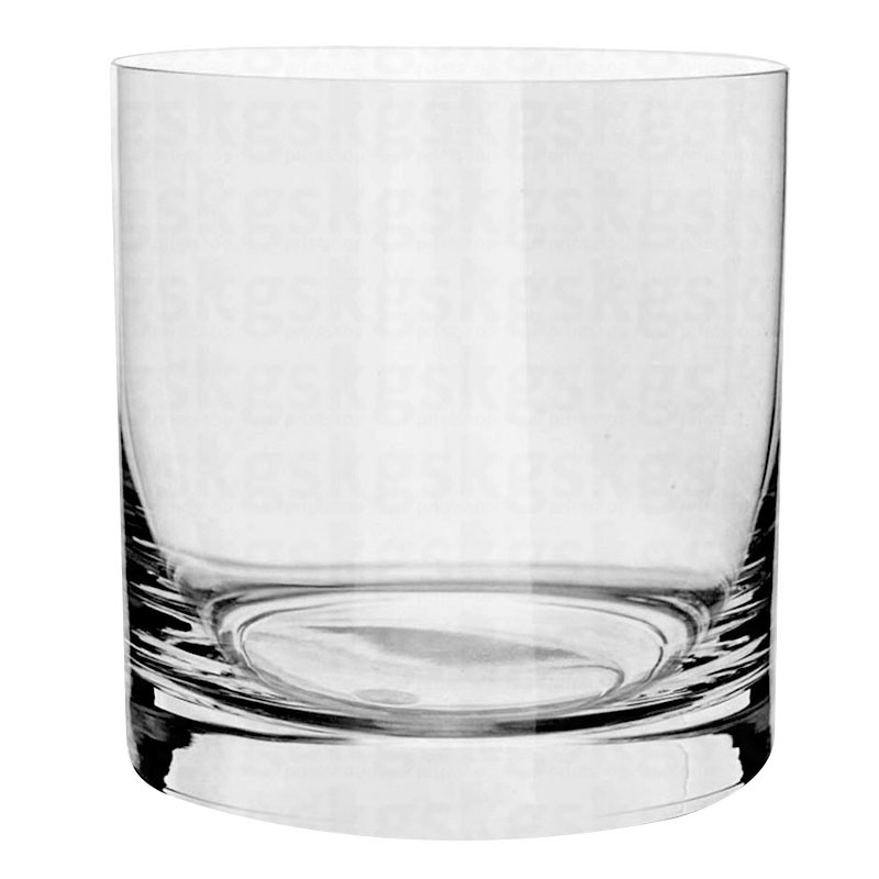 Copo whisky - transparente
