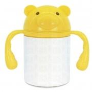 Squeeze infantil 250ml - amarelo