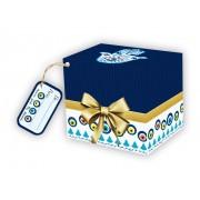 Caixa para Caneca Olho Grego com tag - pacote com 10 unidades