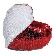 Capa Coração  - Lantejoula