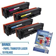 KIT TONER HP CF400, 401, 402, 403 + BRINDE