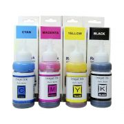 KIT Tinta Corante Epson L Series - 70ML