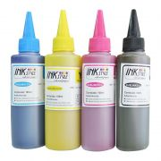 KIT- Tinta Sublimática 100ml (CYMK)
