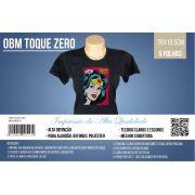 OBM toque zero  | 28 x 19,5cm - 5folhas