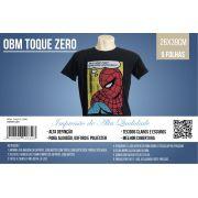 OBM toque zero | 39 x 26cm - 5folhas