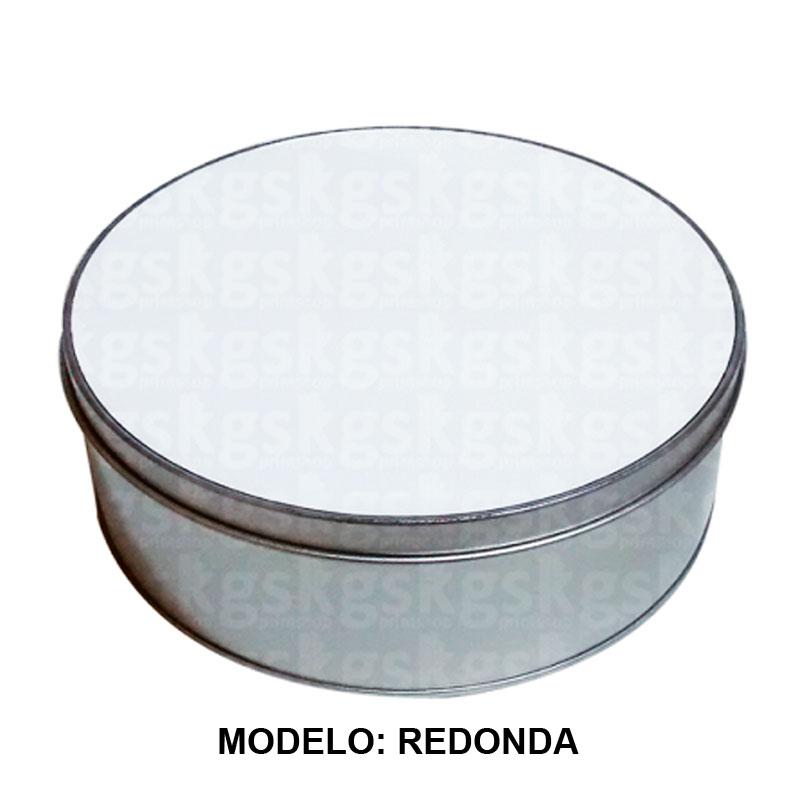 Caixa metálica