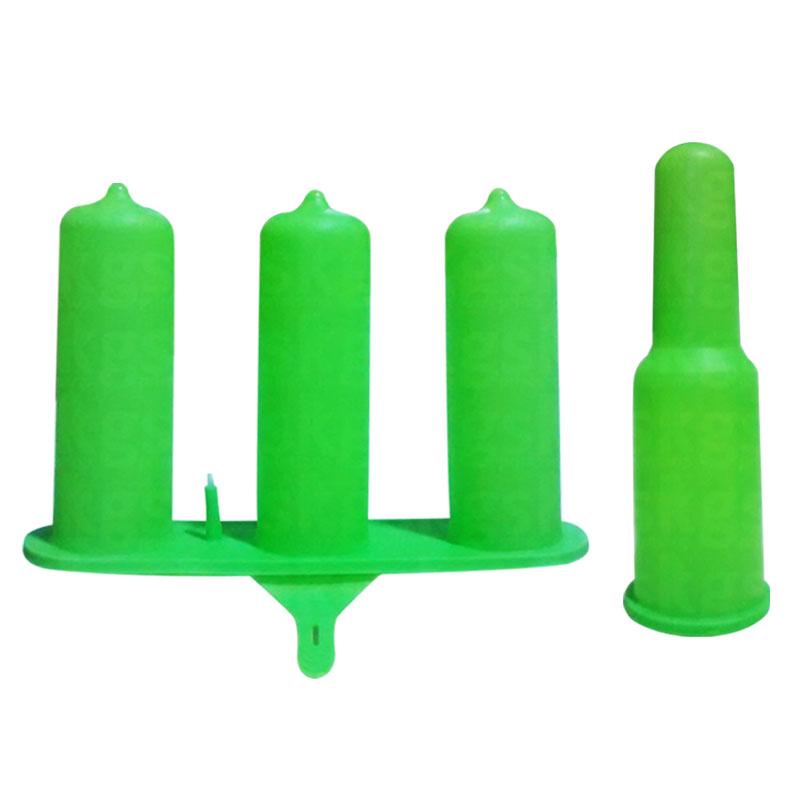 Manta 3D - squeeze e garrafa térmica