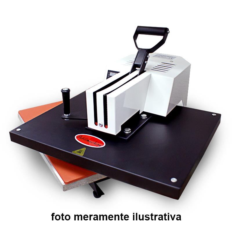 PRENSA PLANA 40 X 60 CM - GIRATÓRIA