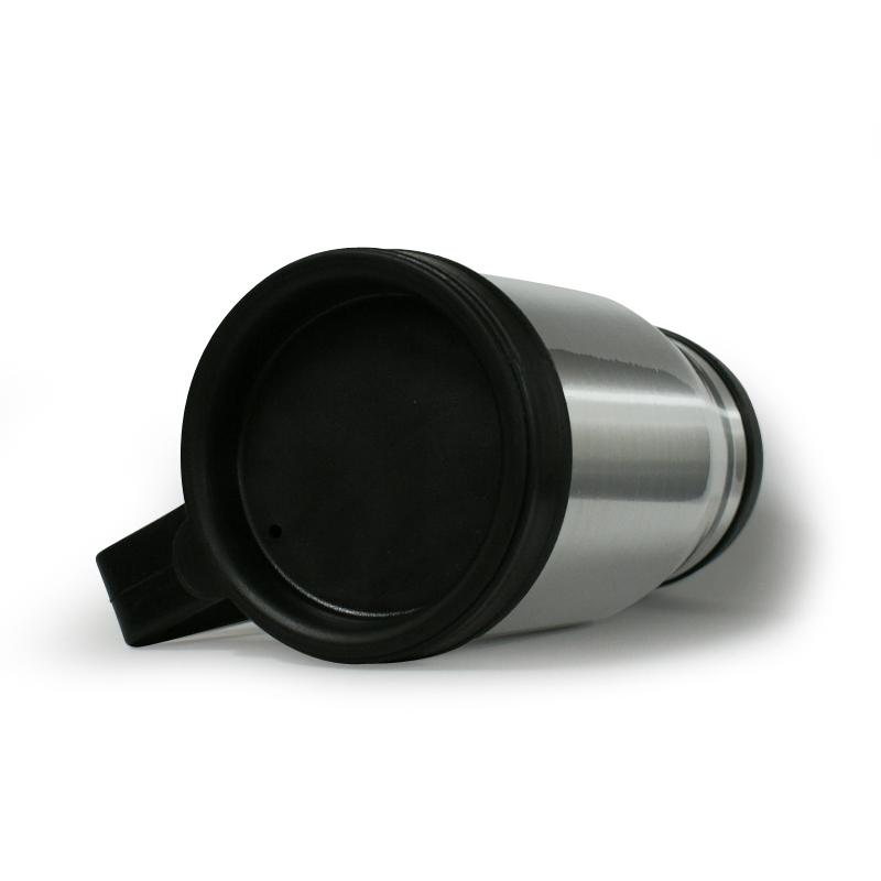 Caneca alumínio semi-térmica