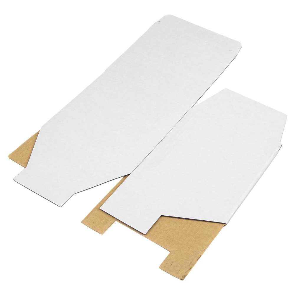 Caixa sublimática tradicional - pacote com 10 unidades