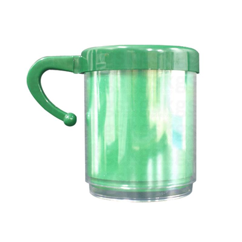 Caneca foto (M2) - verde