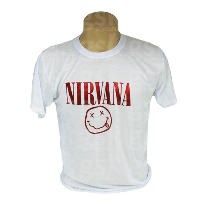 Camiseta poliéster - adulto