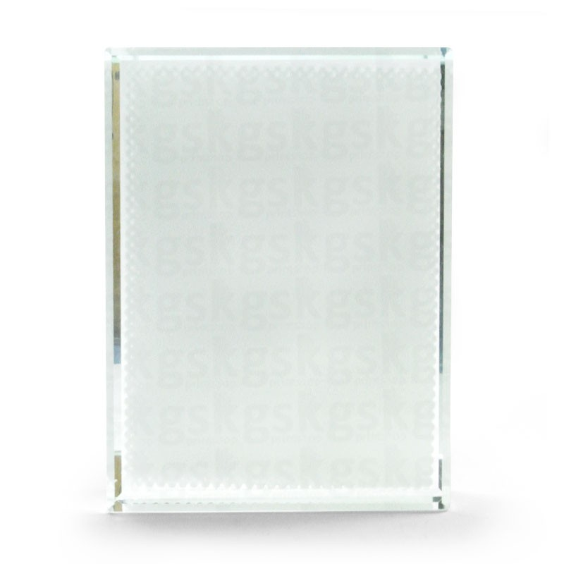 Cristal retangular