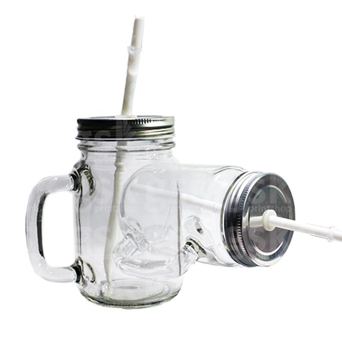 Mason jar para sublimação