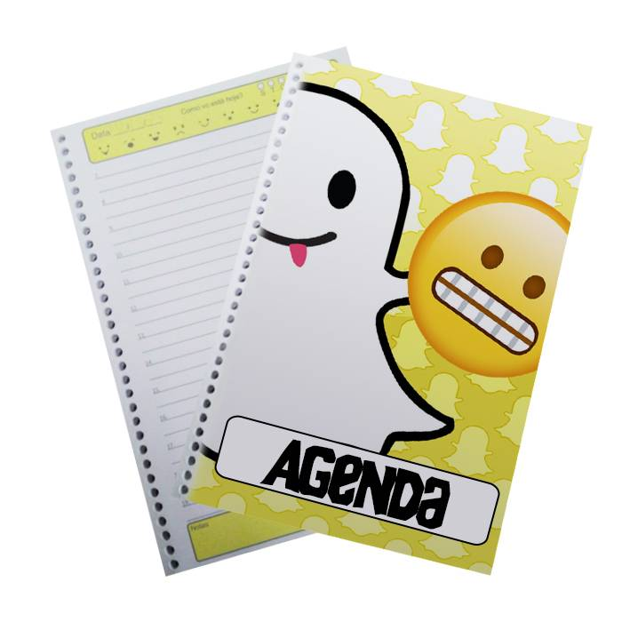 Agenda emoji