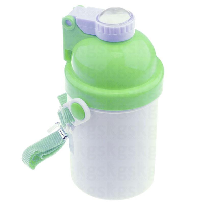Squeeze infantil 400ml - verde