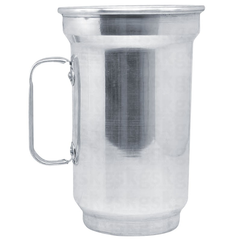 Caneca alumínio - 750ml